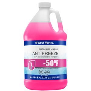 -50°F Engine & Water System Antifreeze, Gallon