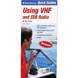 Quick Guide: Using VHF & SSB Radio