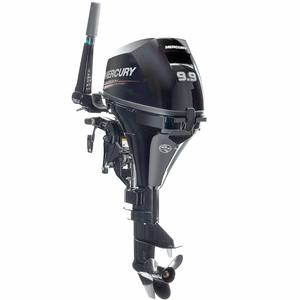9 9hp Electric Start 4-Stroke Outboard, 20
