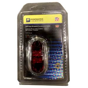 LED Side Marker Clearance Light