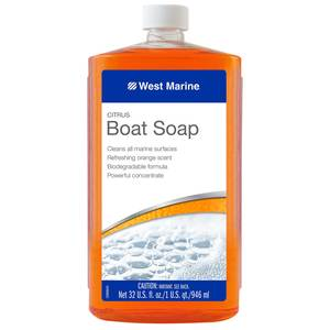 Citrus Boat Soap, Quart