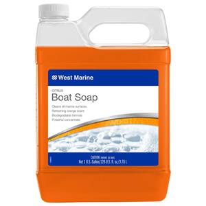 Citrus Boat Soap, Gallon