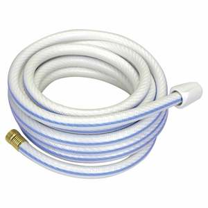 "Deluxe 50' NeverKink Drinking Water Hose, 5/8"" dia."