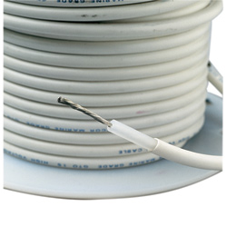 High-Voltage Antenna Lead-in Wire