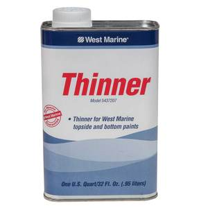Thinner & Dewaxer, Quart