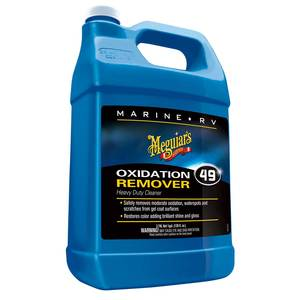 Mirror Glaze Heavy Duty Oxidation Remover - Gallon