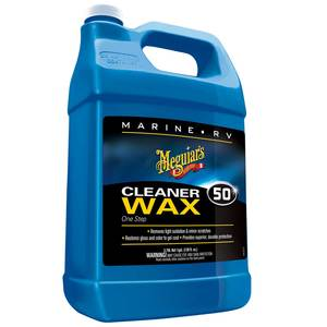 #50 One-Step Cleaner/Wax, Gallon