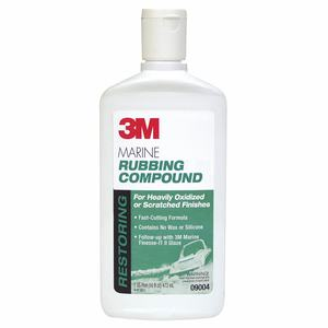 Super Duty Rubbing Compound, Pint