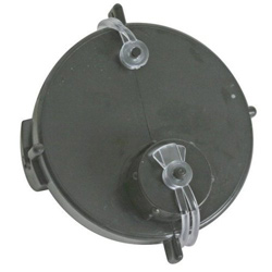 Sewer Cap with Hose Connection