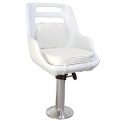 Skipper Chair and Pedestal Package