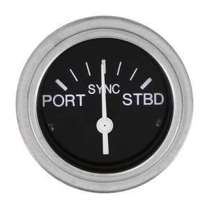 Engine Synchronizer Gauge