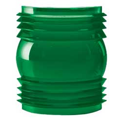 Spare Lens for Single All-Round Navigation Light, Green