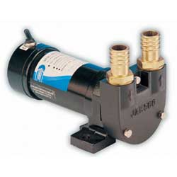 Rotary Vane Fuel Transfer Pump - 24 Volt