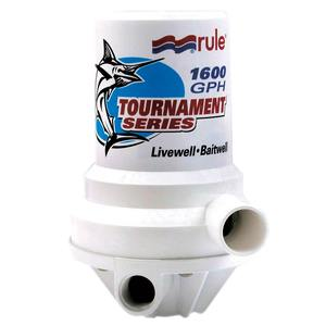 Tournament Series Dual Port Livewell Pump