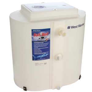32 Gallon Oblong Baitwell