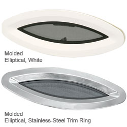 Flagship Series Molded Elliptical Portlights