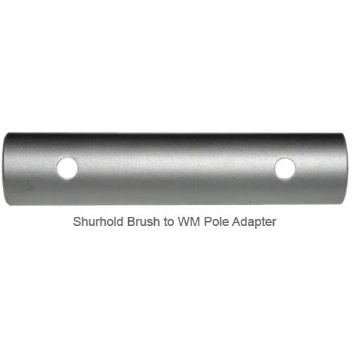 Shurhold Brush to West Marine Pole Adapter