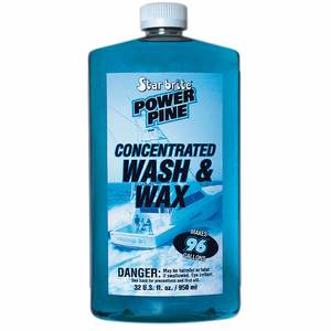 Power Pine Wash & Wax - Quart