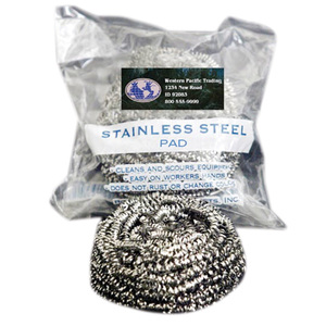 Stainless Steel Scrub Pad