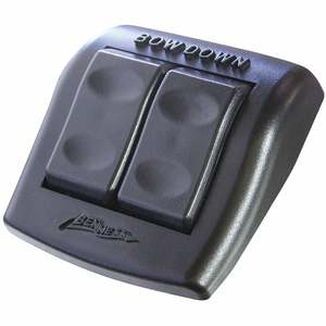 Euro-Style Rocker Trim Tab Switch Control