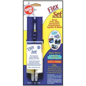 Flex Set Flexible Repair Epoxy Adhesive