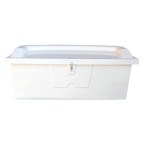 Large Seat Top Dock Box