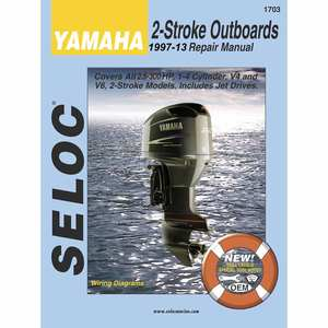 Boat Engine Repair Manuals | West Marine