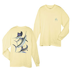 Men's Grand Slam Long-Sleeve Tee
