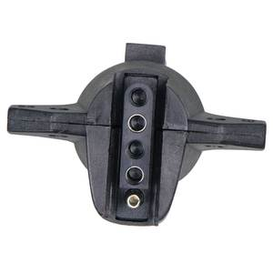 7 to 5-Way Round-to-Flat Trailer Plug Adapter