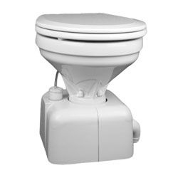 Crown Head Electric Toilet