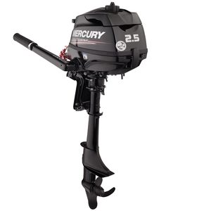 "2.5hp 4-Stroke Outboard, 15"" Shaft Length"