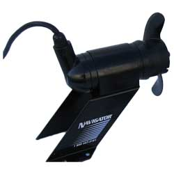 how to clean trolling motor