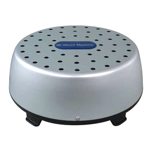 Air Dryer with Fan, Dehumidifier, 120V AC