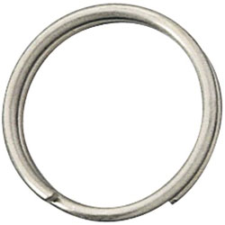 Split-Ring Key Ring