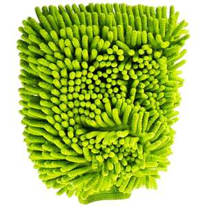 Reggae Wash Mitt, Lime