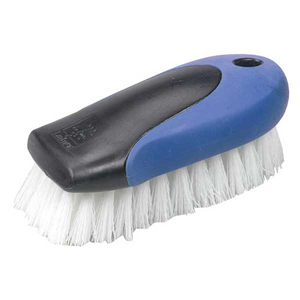 Scrub Brush-Stiff Short Handle