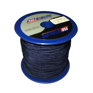 3mm Polyester Braid Mini-Spool, Blue