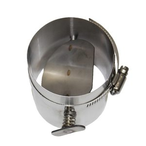 Solid Fuel Heater Damper