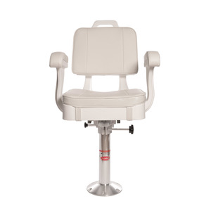 Hatteras Deluxe Ladder-Back Captain's Chair Package