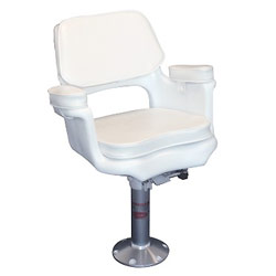 Cape Cod Model 1000 Premium Fishing/Helm Chair Package