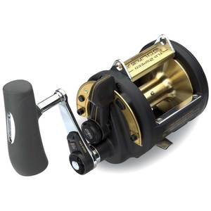 TLD II TLD50IILRSA 2-Speed Lever Drag Conventional Reel
