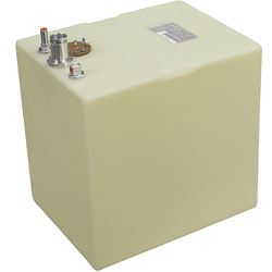 "19 Gallon Permanent Below Deck Fuel Tank, 18.5""L x 14""W x 18""H"