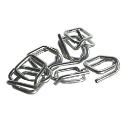 Shrink Wrap Strapping Buckles, 3/4""