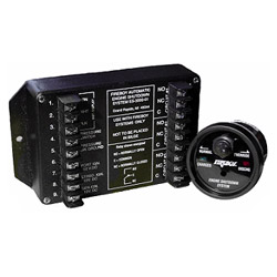 ELS 5-Circuit Automatic Engine Shutdown System, 3 10A Relays