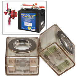 blue sea systems marine rated battery terminal fuses west marine marine rated battery terminal fuses