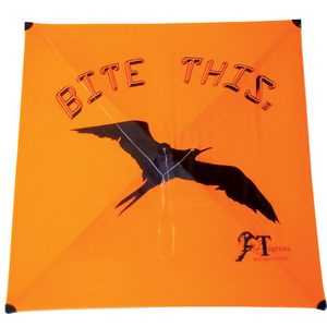 "Hi-Performance ""Bite This"" Kite"