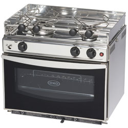 Open Sea Two-Burner Stove