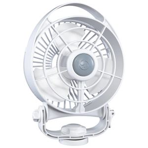 Bora 3-Speed 24V Fan, White