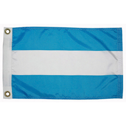 Argentina Courtesy Flag
