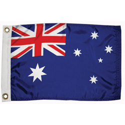 Australia Courtesy Flag